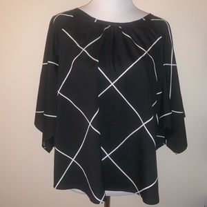 NWT New York & Company Dolman Sleeve Blouse